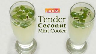 Tender Coconut Mint Cooler