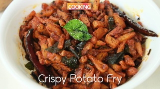Crispy Potato Fry