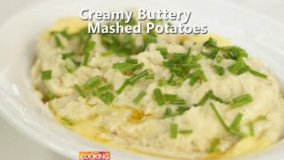 Creamy Buttery Mashed Potatoes