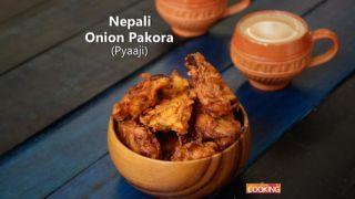 Nepali Onion Pakora