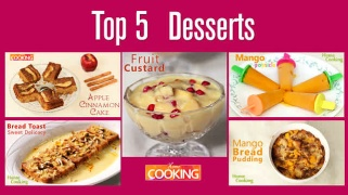 Top 5 Desserts -