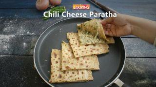 Chili Cheese Paratha