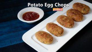 Potato Egg Chops