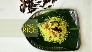 The Lemon Rice