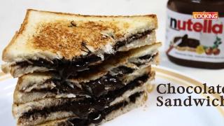 Kids special Chocolate Sandwich
