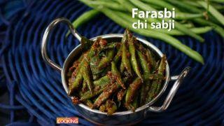 Farasbi Chi Sabji (Green Beans Sabzi)