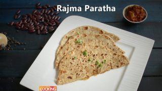 Rajma Paratha