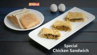 Special Chicken Sandwich