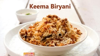 Keema Biryani