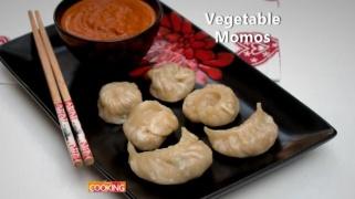 Vegetable Momos