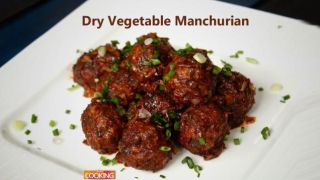 Dry Vegetable Manchurian