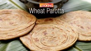 Laccha Paratha (Wheat Parotta)