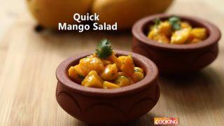 Quick Mango Salad
