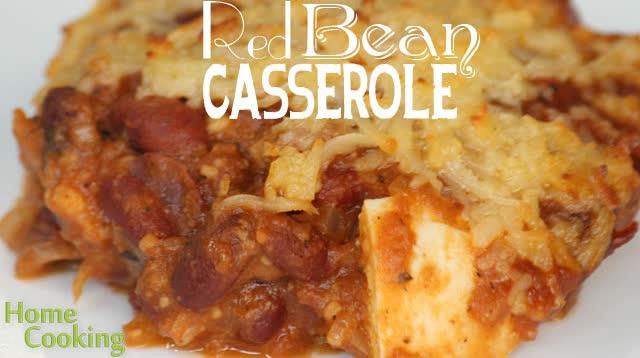 Red Bean Casserole