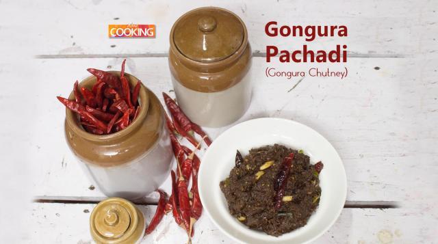 Gongura Pachadi (Gongura Chutney)