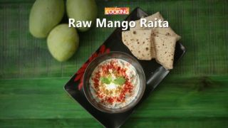 Raw Mango Raita