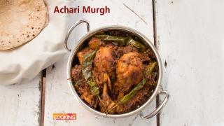 Achari Murgh (Chicken)