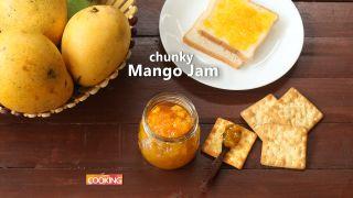 Chunky Mango Jam