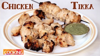 Christmas Special 'Chicken Tikka' recipe