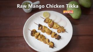Raw Mango Chicken Tikka