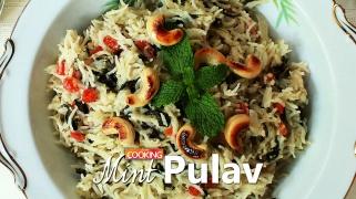 Mint Pulav