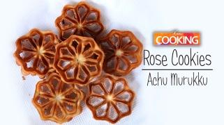 Rose Cookies (Achu Murukku)