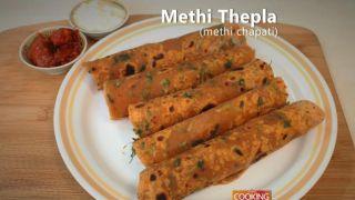 Methi Thepla (Methi Chapati)