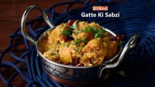 Gatte Ki Sabzi