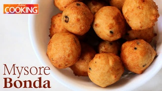 Mysore Bonda  Snacks