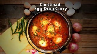 Chettinad Egg Drop Curry