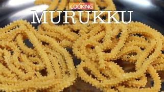 Simple Murukku