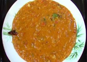 Andhra Tomato Dal