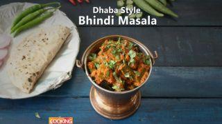 Dhaba Style Bhindi Masala