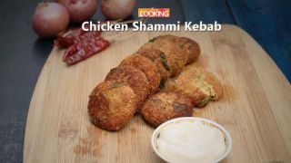 Chicken Shammi Kebab