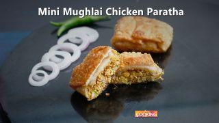 Mini Mughlai Paratha