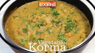 Vegetable Korma (Khorma/Kurma)